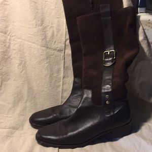 Land's End boots 8 1/2.